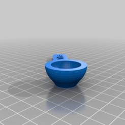 measuringspoons1_20200524-60-jnkcrs.png Télécharger fichier STL gratuit 1/2 colher de chá • Design à imprimer en 3D, eduardoberenguer