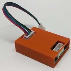 20200517_180307.jpg Télécharger fichier STL gratuit Ender 3-Case pour les modules et fils TL-Smoother • Modèle imprimable en 3D, eduardoberenguer