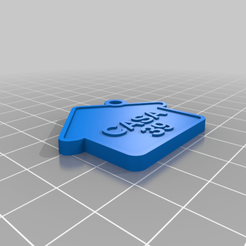 keytag_20191215-56-5ahl0s.png Download free STL file CASA 39 • 3D print model, eduardoberenguer