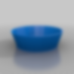 Download free STL file Microwave Lid • Template to 3D print, atadek2