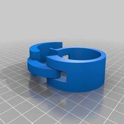 Download free STL file My Customized AutoConnect - Cam Pipe Clamp • 3D print design, atadek2