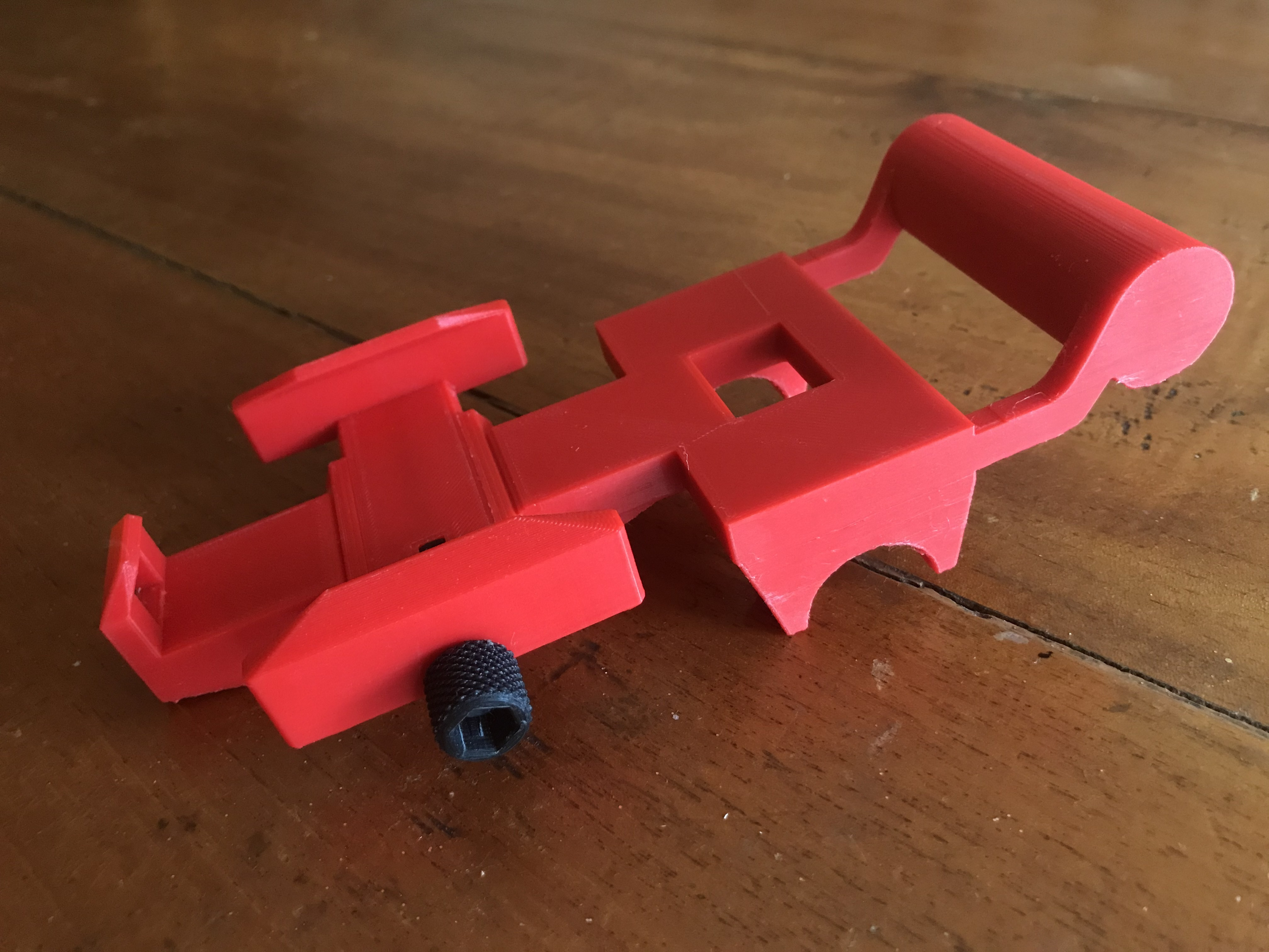IMG_0547.jpg Download free STL file Phone and Lamp Holder • Design to 3D print, atadek2