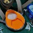 Descargar Modelos 3D para imprimir gratis Cassette de filtro para la máscara de gas 3M 3200, oksnake