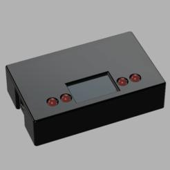 Download free 3D printer model LM2596 DC/DC, xbillou360