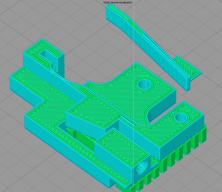 G code.jpg Download free STL file Artillery Sidewinder x1 Z-axis screw adjustment • 3D printer design, Labidouille