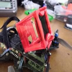 Télécharger fichier STL gratuit GoPro Session mount DRC Blaze Filtre ND + supervision prête • Design à imprimer en 3D, sebbmx