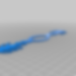 Download free 3D printing templates Mask holding hook, sebbmx