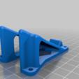 Download free 3D printing templates Support GoPro 36° / Runcam HD2 - Catalyst Machineworks Speed Addict Superlight V1 + V2, sebbmx