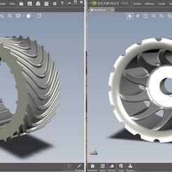 Télécharger fichier STL gratuit Roues pour voiture FPV • Objet imprimable en 3D, sebbmx