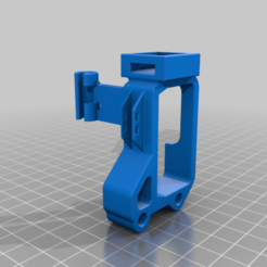 Download free 3D printer model Team Mistral AK47 - Support GoPro Hero 5-6-7 + GPS BN220 + Immortal T, sebbmx