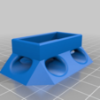 Download free 3D printing files Noise reduction feet for Alfawise U30, sebbmx