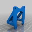 Download free 3D model ELSASS FRAME FREESTYLE 230 - GoPro 37° camera support, sebbmx