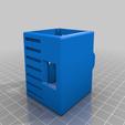 Download free 3D printer model GoPro Session mount Pirat Frame HOOK Filtre ND + superview ready, sebbmx