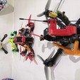 Télécharger plan imprimante 3D gatuit Support mural pour drone, Dynamix