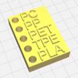 Télécharger fichier STL gratuit Support de buse Mk8 • Design pour imprimante 3D, pgraaff