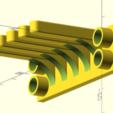 OpenSCAD.PNG Télécharger fichier STL gratuit support magnétique pour ligne de mesure • Modèle à imprimer en 3D, pgraaff