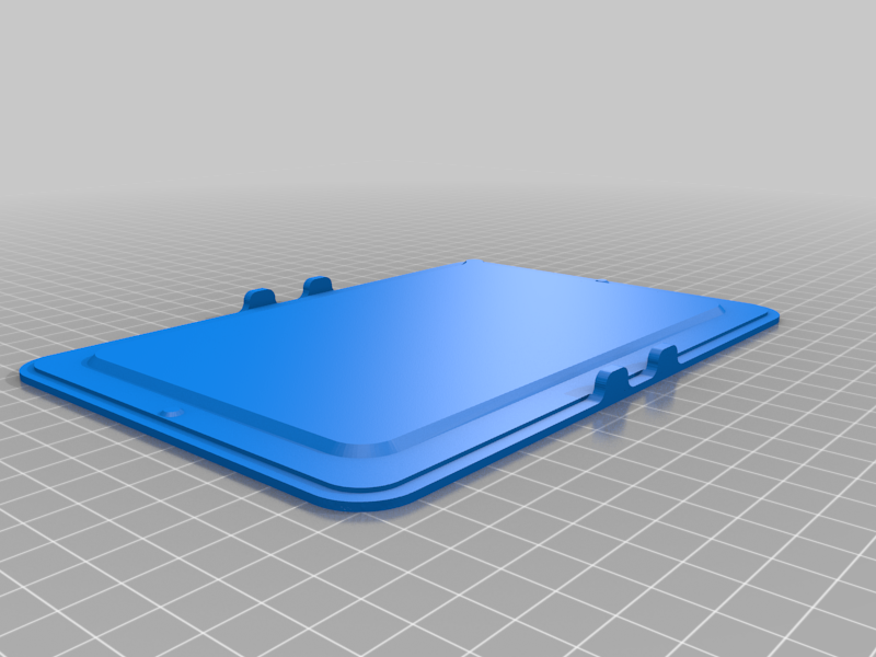 strong-Resin-vat-lid.png Download free STL file strong resin vat box • 3D print template, pgraaff