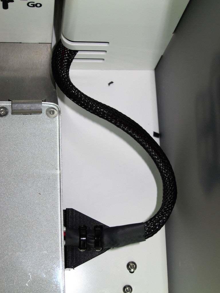 hotbed_holder_2.jpg Télécharger fichier STL gratuit Ultimaker 2 Go, porte-câble pour lit chauffant • Modèle à imprimer en 3D, pgraaff