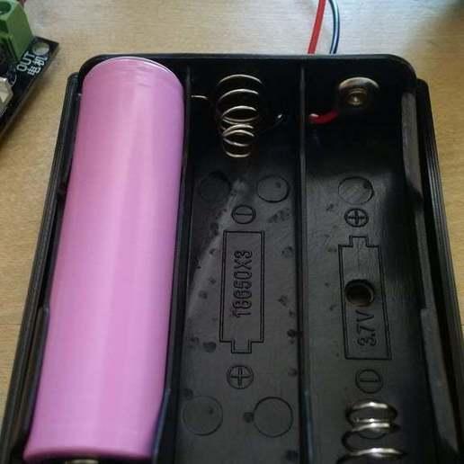 IMG_20190718_132436.jpg Télécharger fichier STL gratuit 18650 renforcement pour le support de batterie • Plan pour imprimante 3D, pgraaff