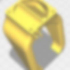 Télécharger fichier STL gratuit Refroidisseur de filament avec pince • Objet pour imprimante 3D, pgraaff