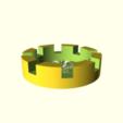 feee523ba40533400316ad4e91172c94.png Télécharger fichier SCAD gratuit un dispositif de réglage paramétrique de la hauteur personnalisable pour les planteurs d'orchidées • Design pour imprimante 3D, pgraaff