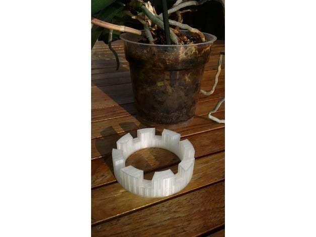 afea43352c23a7d7653afb5692637c42_preview_featured.jpg Télécharger fichier SCAD gratuit réglage paramétrique de la hauteur personnalisable pour les planteurs d'orchidées V2 • Modèle à imprimer en 3D, pgraaff