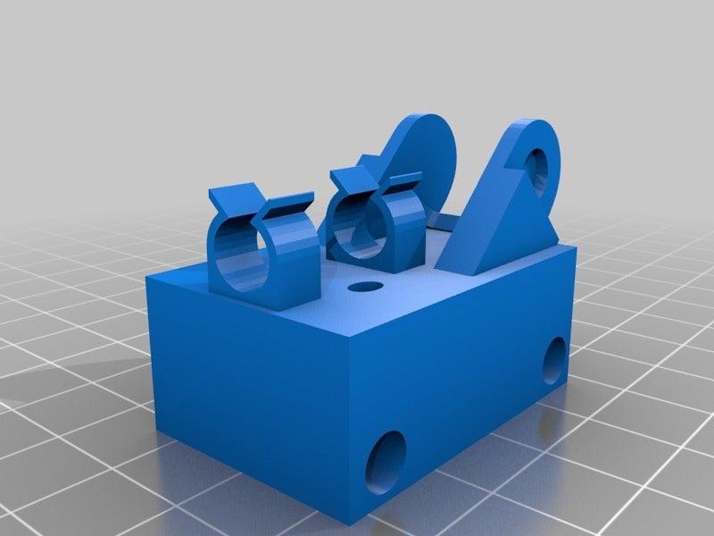e12c71f79f5dc160aec1a3c7be3cb4cd.png Télécharger fichier STL gratuit Chaîne de câble Creality Ender 2 • Modèle pour imprimante 3D, pgraaff