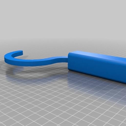 30a6457e99148086820a479448601be7.png Télécharger fichier STL gratuit nettoyeur de fentes V3 - 12mm • Modèle pour impression 3D, pgraaff