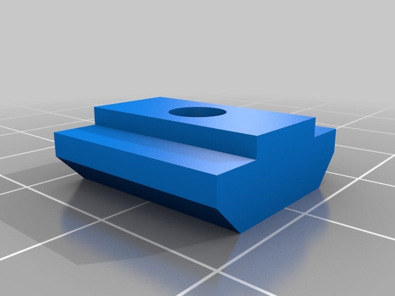 4e6b2fe4a00e07f3aadfd3bbdd9e1867.png Download free STL file T nut for CNC 3018 • 3D printable object, pgraaff