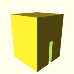 a45805a3acfd15ffc5c0daac3c07e46f.png Télécharger fichier SCAD gratuit aide au nivellement des étagères • Design pour imprimante 3D, pgraaff