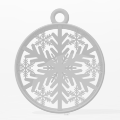 christmas tree bangle with ice crystals.PNG Download STL file Christmas tree bangle with ice crystals • 3D print design, pgraaff