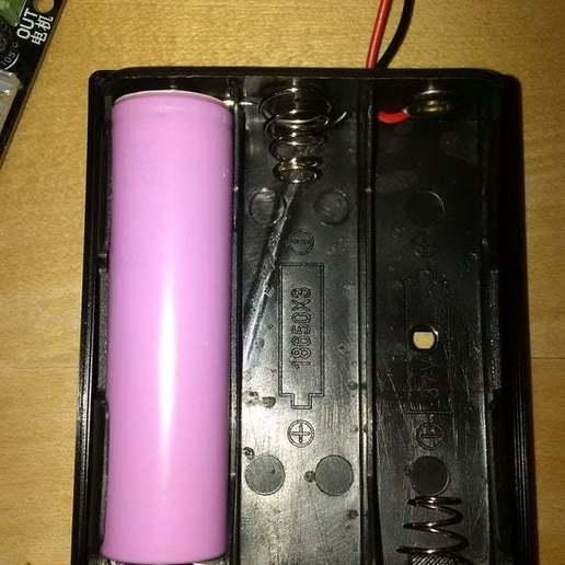 IMG_20190718_132455.jpg Télécharger fichier STL gratuit 18650 renforcement pour le support de batterie • Plan pour imprimante 3D, pgraaff