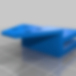 heatbed_cableholder.stl Télécharger fichier STL gratuit Ultimaker 2 Go, porte-câble pour lit chauffant • Modèle à imprimer en 3D, pgraaff