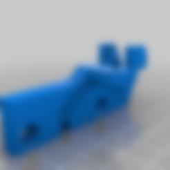 Ender_2_cable_chain-X-axis_hotend.stl Télécharger fichier STL gratuit Chaîne de câble Creality Ender 2 • Modèle pour imprimante 3D, pgraaff