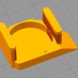 redesign.PNG Télécharger fichier STL gratuit Wanhao D6 gauche glissant sur la buse de remixage • Plan à imprimer en 3D, pgraaff