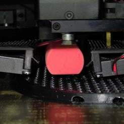 Télécharger fichier imprimante 3D gratuit Refroidisseur de filament Wanhao D6 à double soufflerie, pgraaff