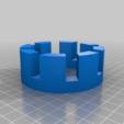 baf2898c539d132c2e49c0177c5f86f7.png Télécharger fichier SCAD gratuit un dispositif de réglage paramétrique de la hauteur personnalisable pour les planteurs d'orchidées • Design pour imprimante 3D, pgraaff