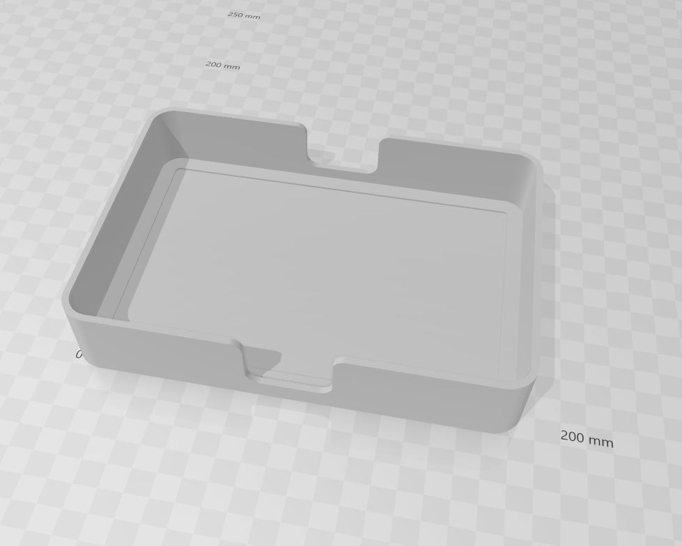strong_box.JPG Download free STL file strong resin vat box • 3D print template, pgraaff