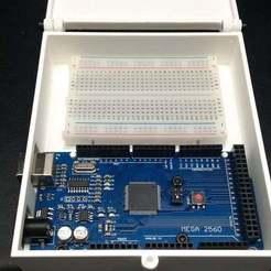 Descargar archivo 3D gratis La caja de Arduino II, pgraaff