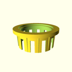 Download free 3D printer templates customizable hygrometer holder for filament spools, pgraaff