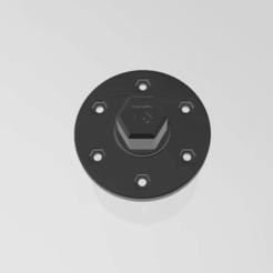 Descargar modelos 3D para imprimir Quick Release/Adaptador rapido Logitech G27/G29, marianolop13