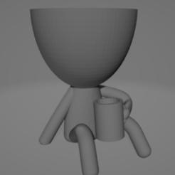 Captura.PNG Télécharger fichier STL ROBERT PLANT CAFE • Objet pour impression 3D, 3dpi