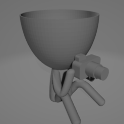 Captura.PNG Download STL file Robert Plant Photographer • Model to 3D print, fedegil69