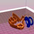 Download 3D printer files COVID TEACHING POINTER HAND CLASS ROOM ON LINE 3D STUDY POINTER CLASS ROOM, zuazohugo