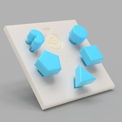 Descargar modelos 3D para imprimir Set de Juego para Niños, GtoysLAB