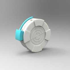 Render.jpg Download free STL file Toy Radar • 3D printable object, GtoysLAB
