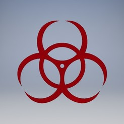 Descargar archivo 3D gratis virus, MaKs
