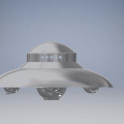 Download 3D printing templates UFO, MaKs