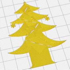 Télécharger fichier STL gratuit Décoration d'arbre de Noël • Design imprimable en 3D, mato4mato