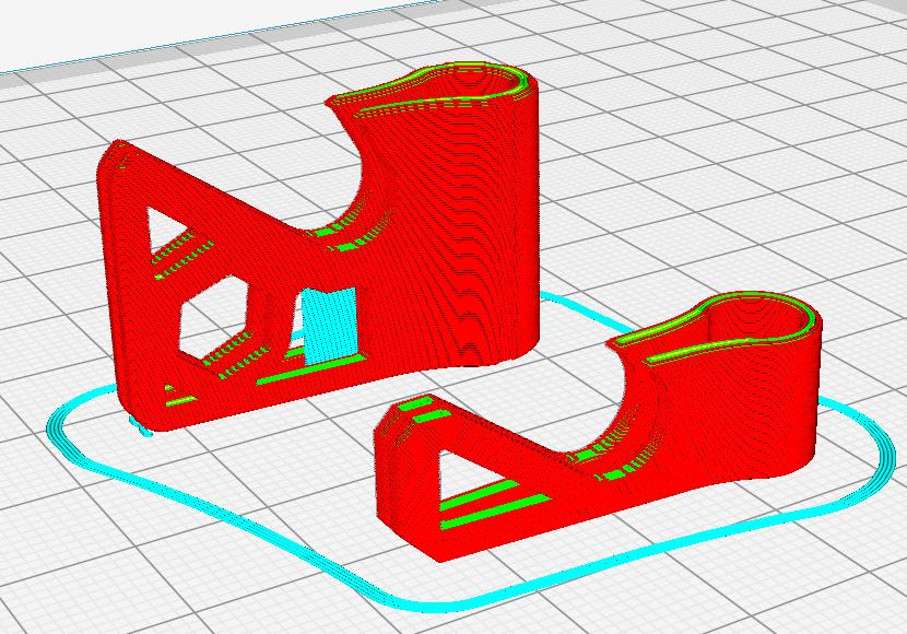 111.png Download free STL file money clip / belt clip  • 3D print template, mato4mato